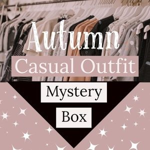 Fall Casual Outfit Mystery Box